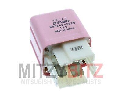 MITSUBISHI PAJERO SHOGUN 2.8 2.5 ABS PUMP CONTROL RELAYS MR213339