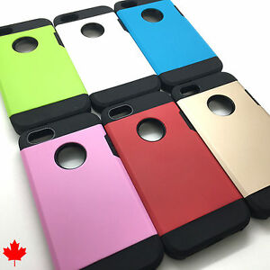 iPhone-5C-Extra-Slim-Hybrid-Hard-Armour-Tough-Shockproof-Cover-Case-4-0-034