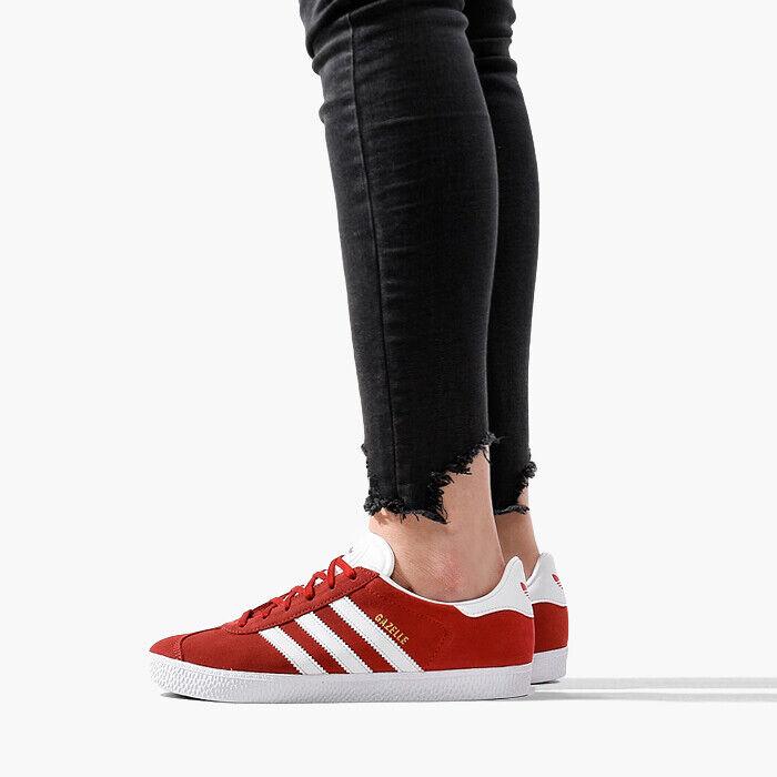 Junior para mujeres Zapatos Tenis Adidas Originals Gazelle J [BY9543]