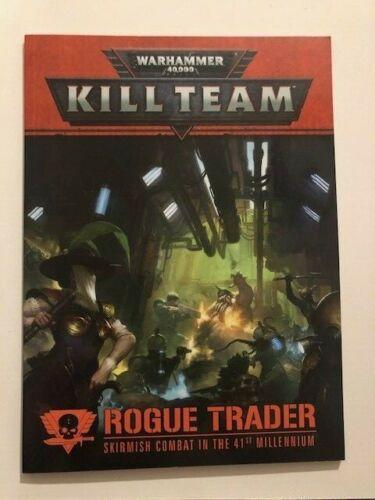 EN Kill Team Rogue Trader Warhammer 40k Regelbuch