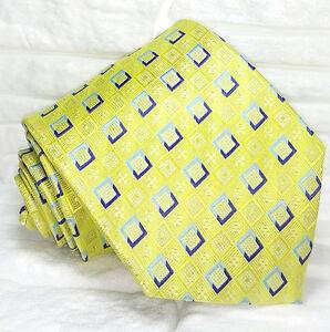 Cravate-NOUVEAU-100-soie-Made-in-Italy-fait-a-la-main