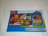 Paw Patrol Crayons 3 Boxes 8 Crayons Each