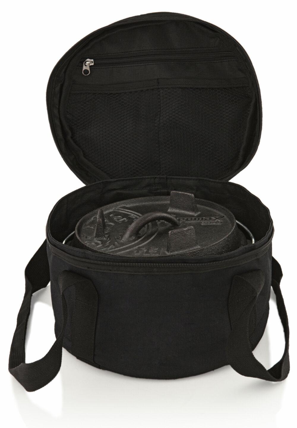 Petromax Feuertopf Kastenform Dutch oven alle Tasche Größen mit/ohne Füße Tasche alle Grill b1f285