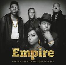 EMPIRE CAST: SEASON 1 OF EMPIRE / TV O.S.T. soundtrack  (CD) Sealed