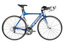 2007 Orbea Ora Time Trial Triathlon Bike 48cm XS Carbon Shimano Ultegra 10 Speed