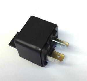 FIAMM 12V 30A AMP 4 Pin Car Air Horn Relay | eBay