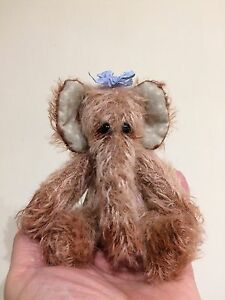 mohair-bear-shabby-chic-OOAK-Please-Contact-Me-For-Dispatch-Time