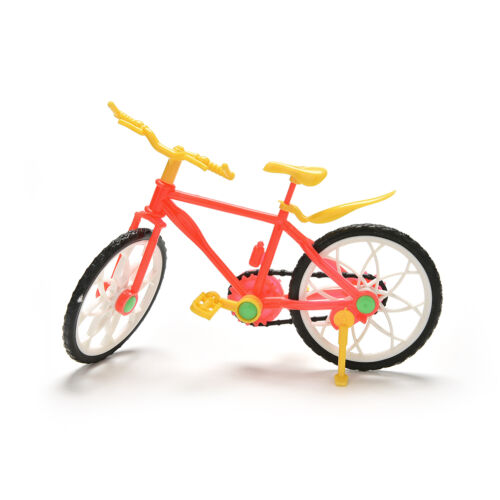 1 Pc Creative Red Yellow Mountain Bike for s Dolls Accessories UK ST~GQ~ii
