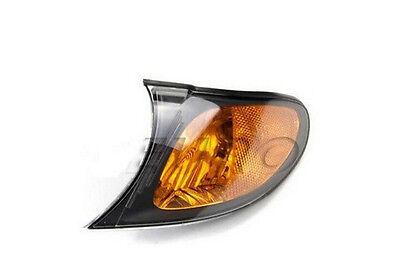 1 piece Yellow Corner Light Right Side For BMW E38 740i 740iL 750iL 98-01