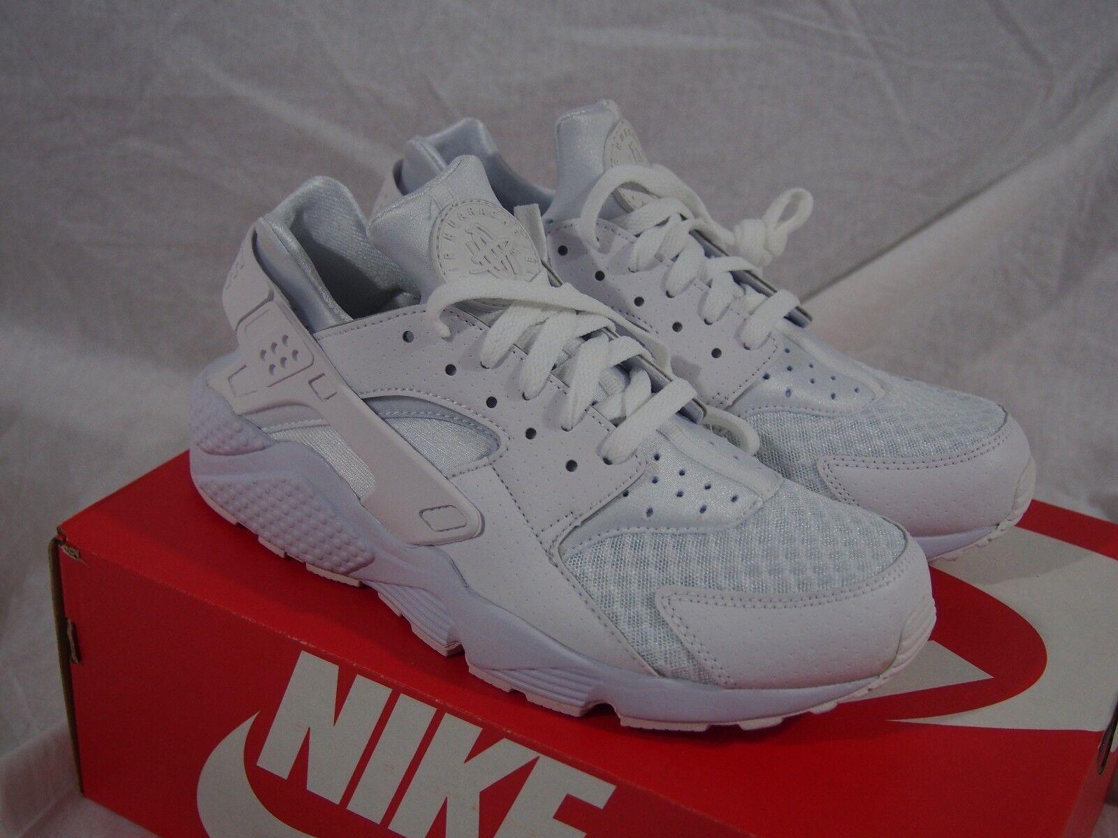 Nike Air Huarache Triple White  Cheap and fashionable