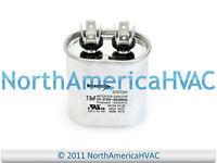 DiversiTech Motor Oval Run Capacitor 7.5 uF MFD 370V Volt VAC 37075H 50/60HZ