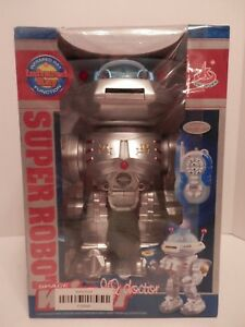 Spacewiser-IQ-Doctor-Infrared-Ray-Controlled-Robot-Super-Robot-NIB