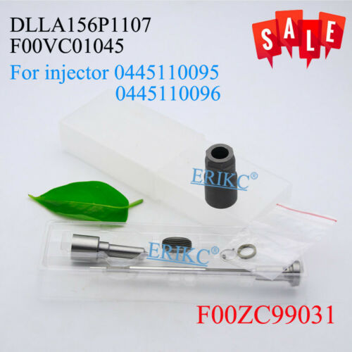 DLLA156P1107 Fuel Injector Nozzle 0433171712 for Benz injector 0445110095 096