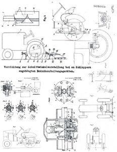 Normag Traktoren und Fahrzeuge Technik auf 252 Seiten