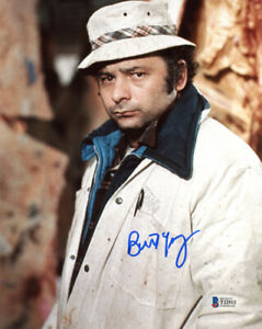 BURT-YOUNG-SIGNED-AUTOGRAPHED-8x10-PHOTO-PAULIE-PENNINO-ROCKY-RARE-BECKETT-BAS