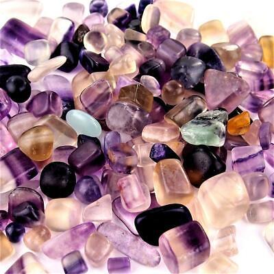 200 g Trommelsteine Mini Größe 5-10 mm Amethyst Chips 0,2 kg
