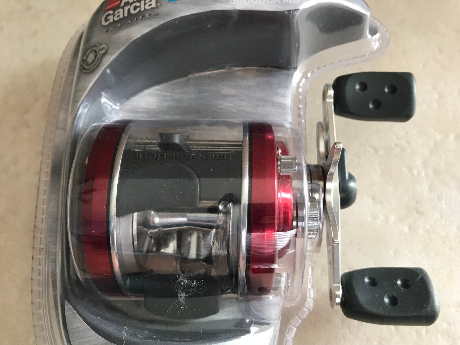 Abu Garcia Ambassadeur 5600BCX ROT Fishing Reel 5600 BCX oz. 5.3:1 Fish 10.4 oz. BCX NEW d2cbc4