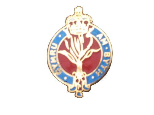 Tie Clip Welsh Guards Cufflinks Set or Individual Lapel Badge