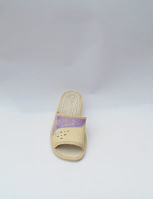 Zapatillas de cuero señoras *** *** producto genue EU Talla 4