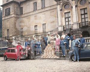 The Italian Job (1969) Michael Caine, CAST 10x8 Photo