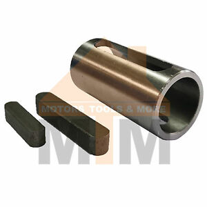 Shaft Bushing Bush Sleeve Adapter Keyed Ebay