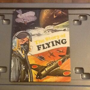 The-Story-Of-Flying-Book