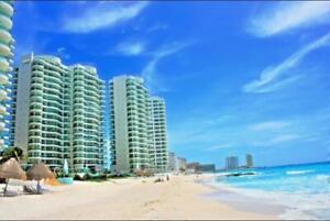 Departamento Venta Bay View Grand Zona Hotelerca Cancun 2 recamaras