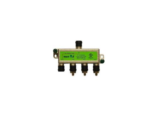 DIRECTV 4-WAY SWM SPLITTER GREEN LABEL FREE SHIPPING!!!