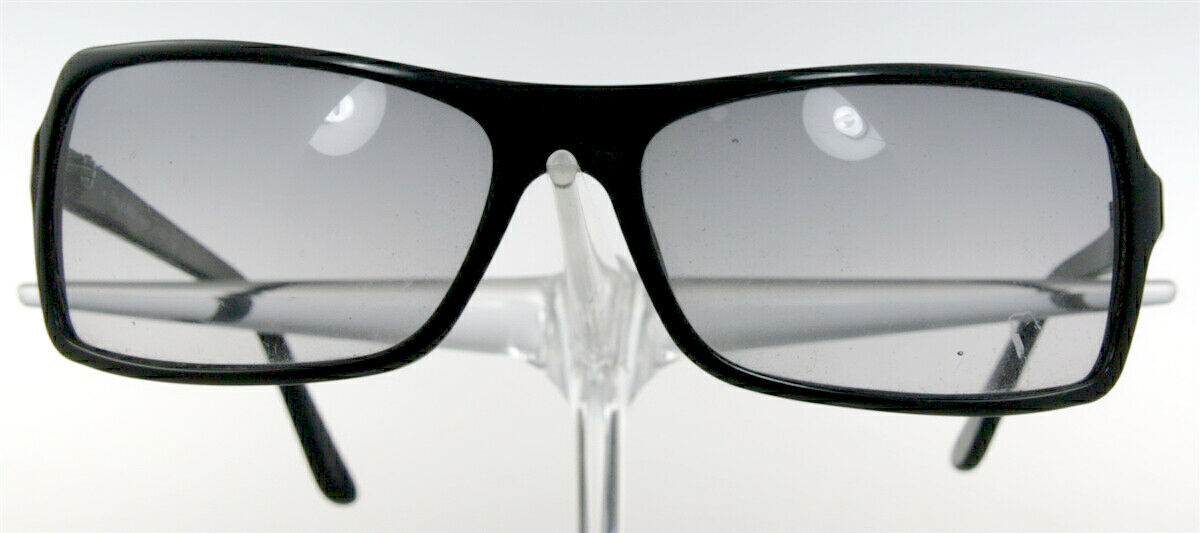 BYBLOS 296 Brille Sonnenbrille Schwarz Kunststoff Damen Sunwear TOP-ZUSTAND | Reichlich Und Pünktliche Lieferung