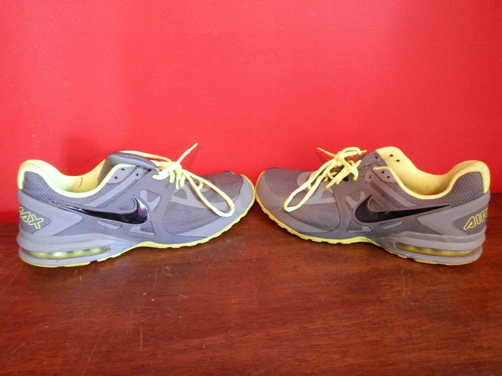 NIKE AIR MAX LIMITLESS GREY ATHLETIC MEN'S SHOES SIZE 13  Model 525759-002