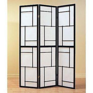 3 Panel Folding Screen Room Divider Home design ideas