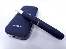 IQOS White or Blu Slate Scalda e Non Brucia Il Tabacco