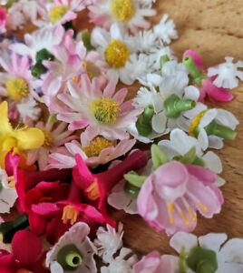 120 x imprécations Fleurs Maison de campagne dispersent Table Décoration Bricolage soie fleurs-n Basteln Seidenblumen afficher le titre d`origine dbVEjNCy-07223202-628377883