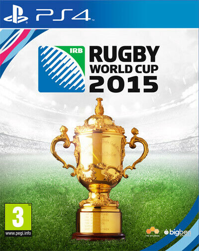Rugby World Cup 2015 PS4 PLAYSTATION 4 300081129 Bigben Interactive
