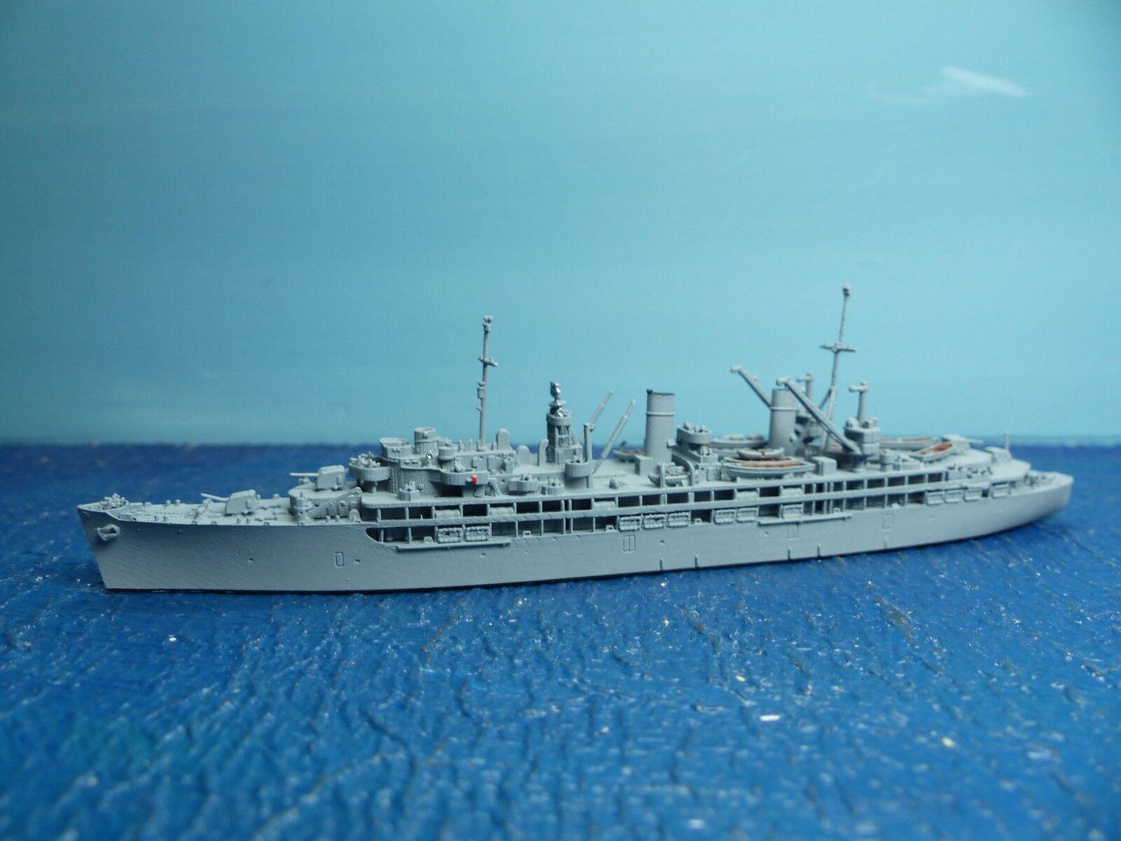 Spidernavy barco 1 1250 EE. UU. tender  uss Piedmont  SN 2-09 novedad