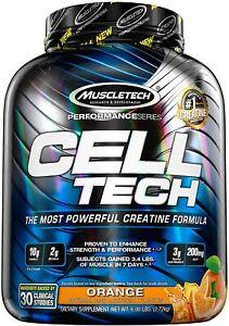 MUSCLETECH  CELL-TECH Muscle Gain Creatine Formula, 6 lb 56 Serves