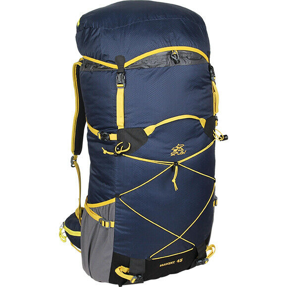 Ultralight Backpack Gradient 45 Liters 830 Gramm  Removable Lid borsa