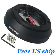 Steering Wheel Short Hub Adapter Boss Kit For Mazda Miata Rx 7 Hyundai Kia 160h