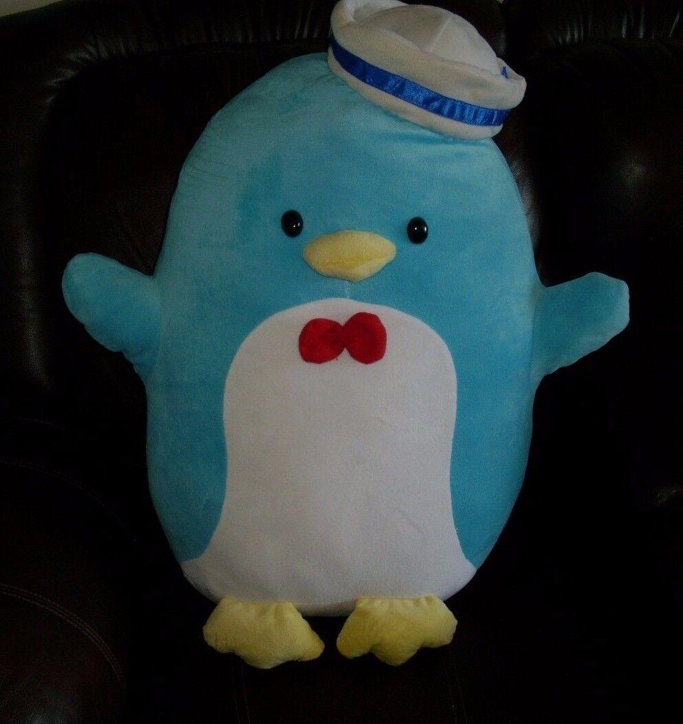 22  SANRIO FIESTA HELLO KITTY TUXEDO SAM blueE PENGUIN STUFFED ANIMAL PLUSH TOY