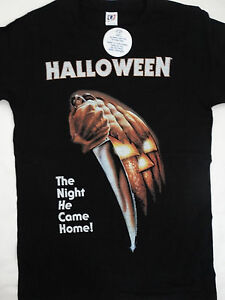 b061ebe3601 Michael Myers Halloween Horror Movie The Night He Came Home T-Shirt ...