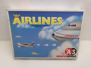 Airlines-von-Abacus-Spiele-Brett-Gesellschafts-Familien