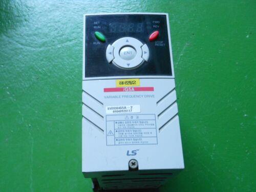 1PCS nouveau ls LG SV008IG5A-2 Inverter 0.75 kW 220 V