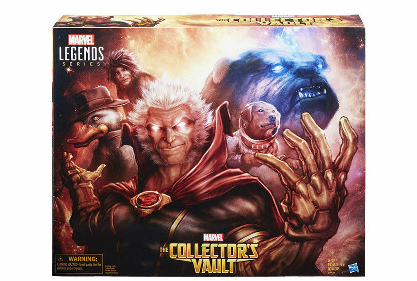 Marvel - legenden sdcc 2016 collector 's tresor