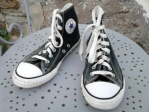 CONVERSE-ALL-STAR-NOIRES-Taille-34