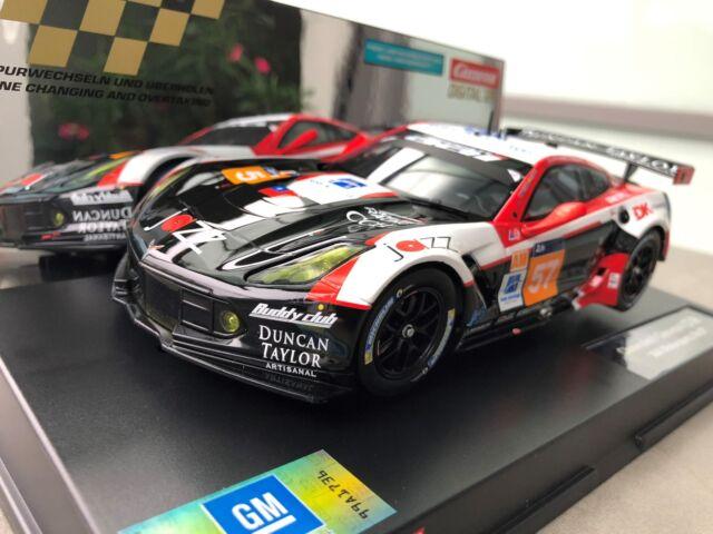 Carrera Digital 124 23836 CHEVROLET CORVETTE c7.r aai Motorsports NUEVO BOX