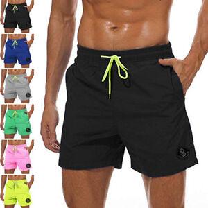 Men-039-s-Swimming-Board-Shorts-Swim-Shorts-Trunks-Swimwear-Casual-Beach-Underpants