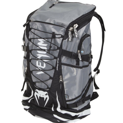 Venum Challenger Xtreme Backpack Black//Gray