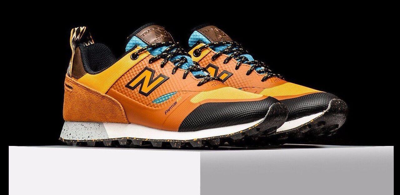 110 New Balance Uomo Trailbuster Weekend TBTFAAA orange 247 sneaker boot 8 - 12