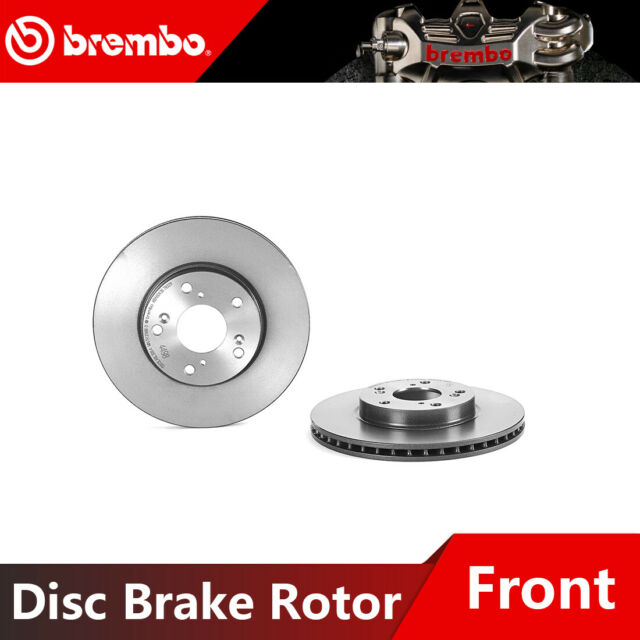 Brembo Front Premium UV Coated Brake Rotors For 2014-2019