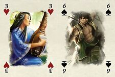 L5R (Legend of the Five Rings)  - Standard Playing Cards Poker Deck NEW